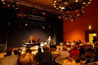 Opening at mon ami, Weimar - Jazzmeile Thüringen 2016